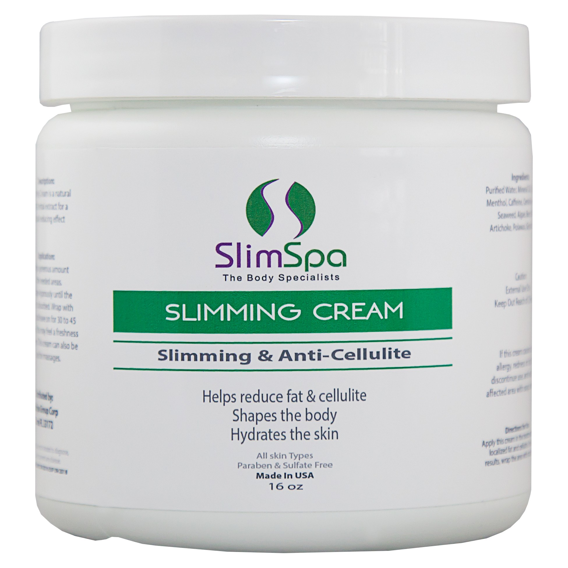 197c549c57f Slimming   Anti-Cellulite Cream 16 oz - Body - PRODUCTS